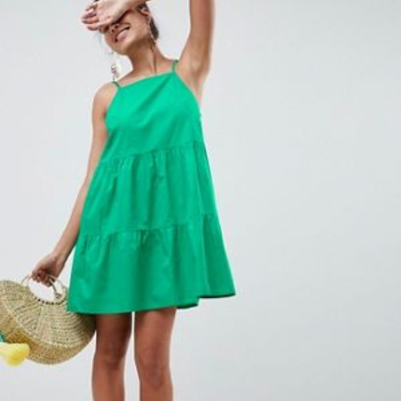 Emerald Green Summer Dresses